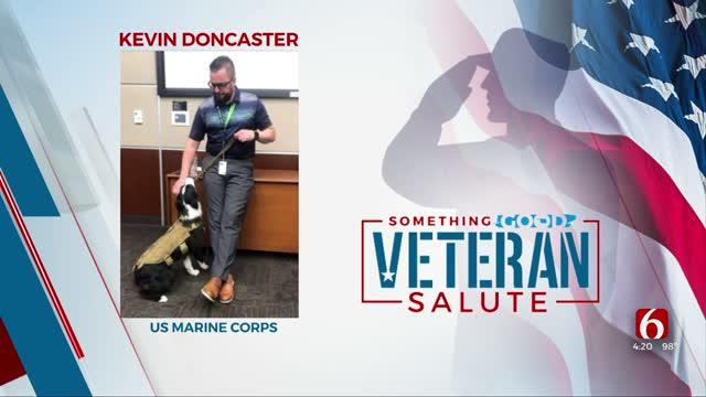 Veteran Salute: Kevin Doncaster