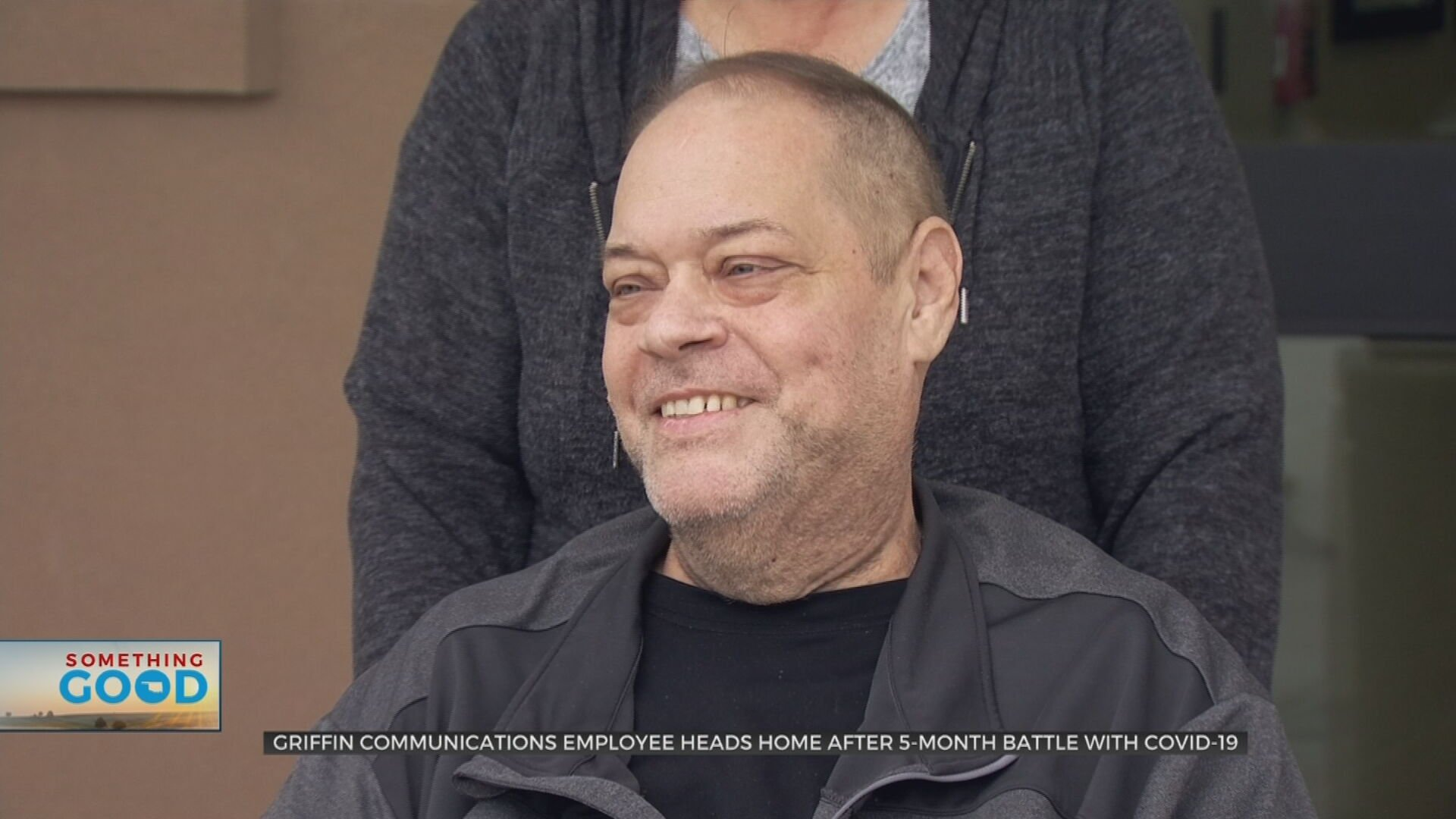 Griffin Communications Employee Home After 5-Month Battle With COVID-19