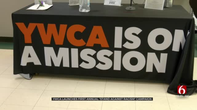 YWCA Kicks Off Annual 'Stand Against Racism' Campaign