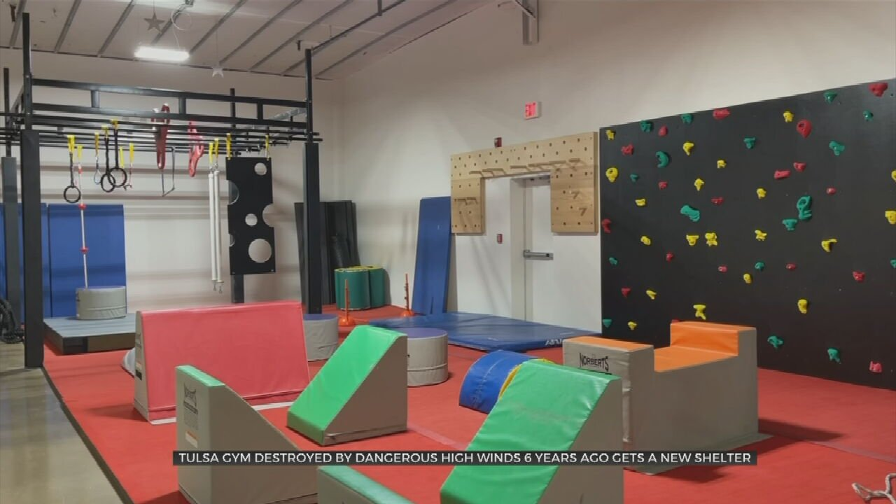 Aim High Academy Gym Upgrades Space, Adds Storm Shelter