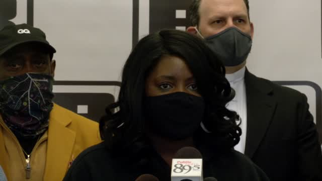 Watch: Tulsa Community Activists Call For Police Reform After Chauvin Conviction