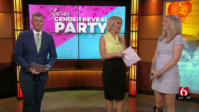 Watch: News On 6's Stacia Knight Answers 'Old Wives' Tales' To Guess Baby's Gender