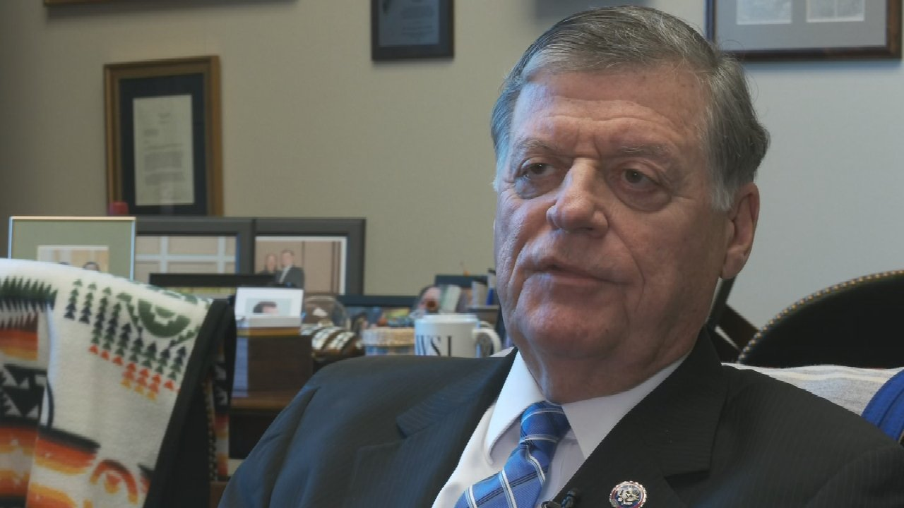 Congressman Cole Comments On Legislation To Provide Solution To McGirt Ruling
