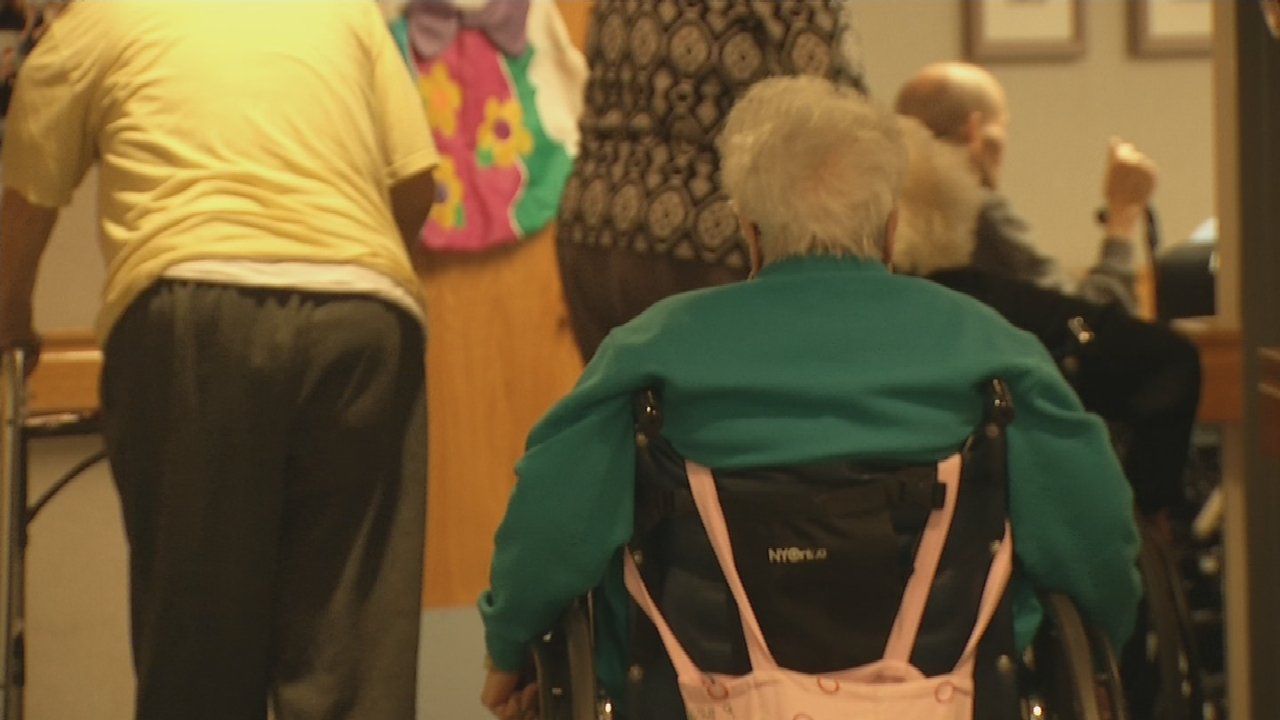 How Eldercare Groups Are Holding Up As The Pandemic Drags On