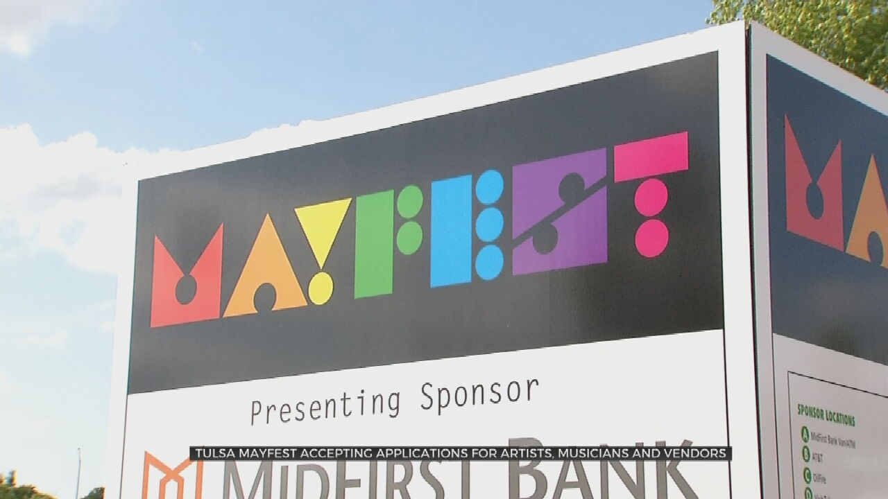 Tulsa Mayfest Now Accepting Musician, Artist, Vendor application For 2021