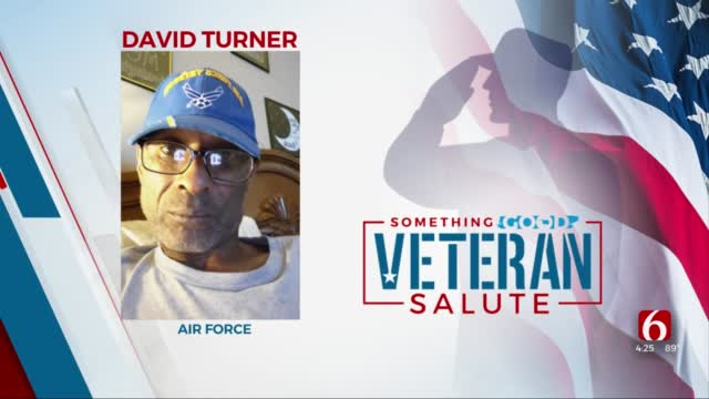 Veteran Of The Day: David Turner