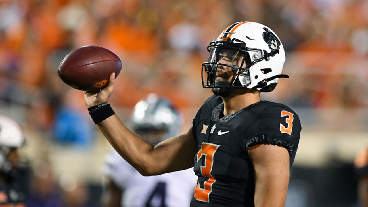 3 Cowboy Takeaways: Oklahoma State Comes Out Rolling In Conference Opener