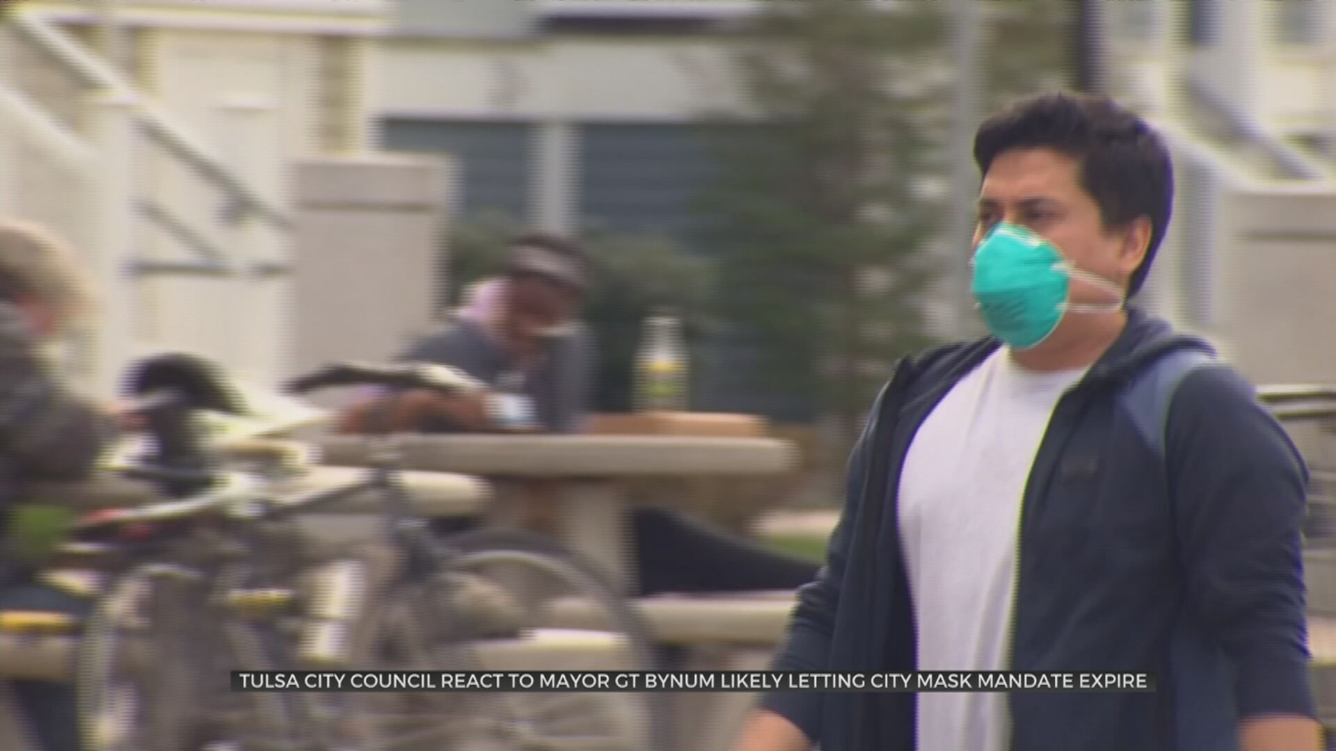 Tulsa City Councilors Draft Backup Plan To Reinstate Mask Mandate If Necessary
