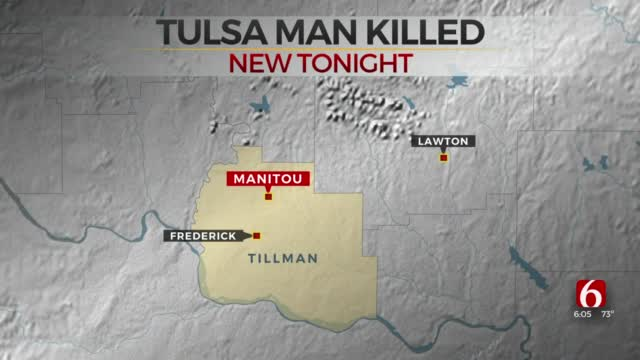 36-Year-Old Hit, Killed While Walking On Highway In Tillman County