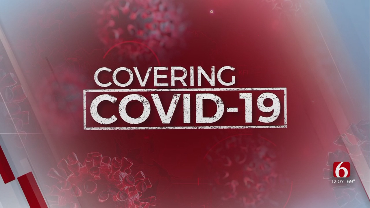 OSDH: 1,218 New COVID-19 Cases Reported, 72 Virus-Related Deaths Added To State's Provisional Death Count