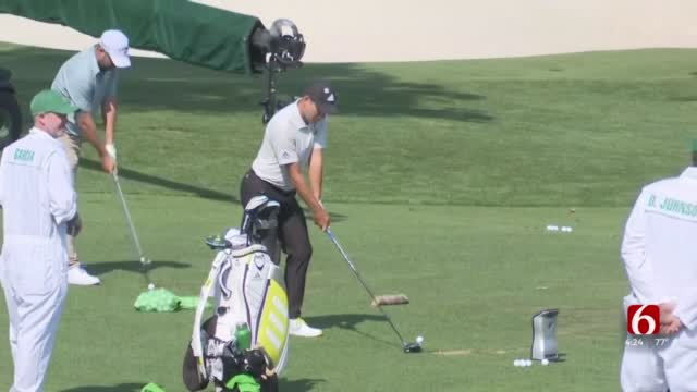 Watch: Who To Watch As 2021 Masters Tees Off