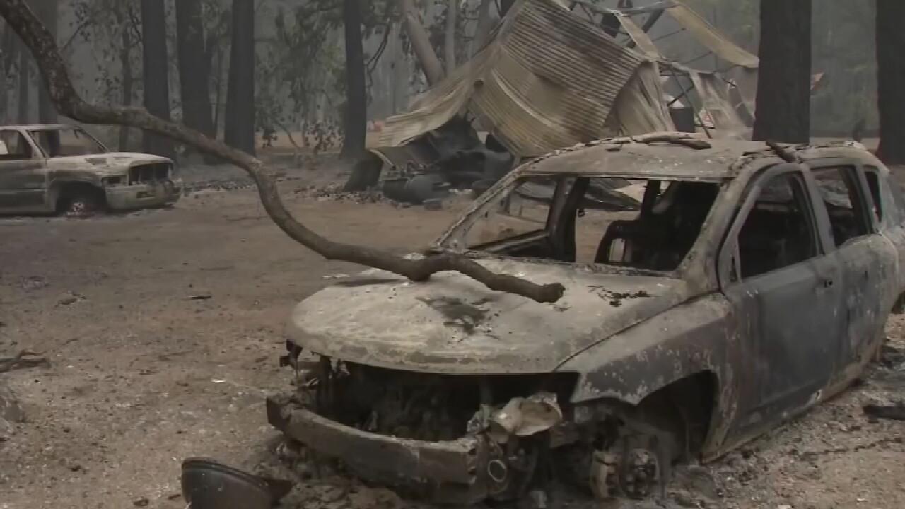 Western Wildfires (737)
