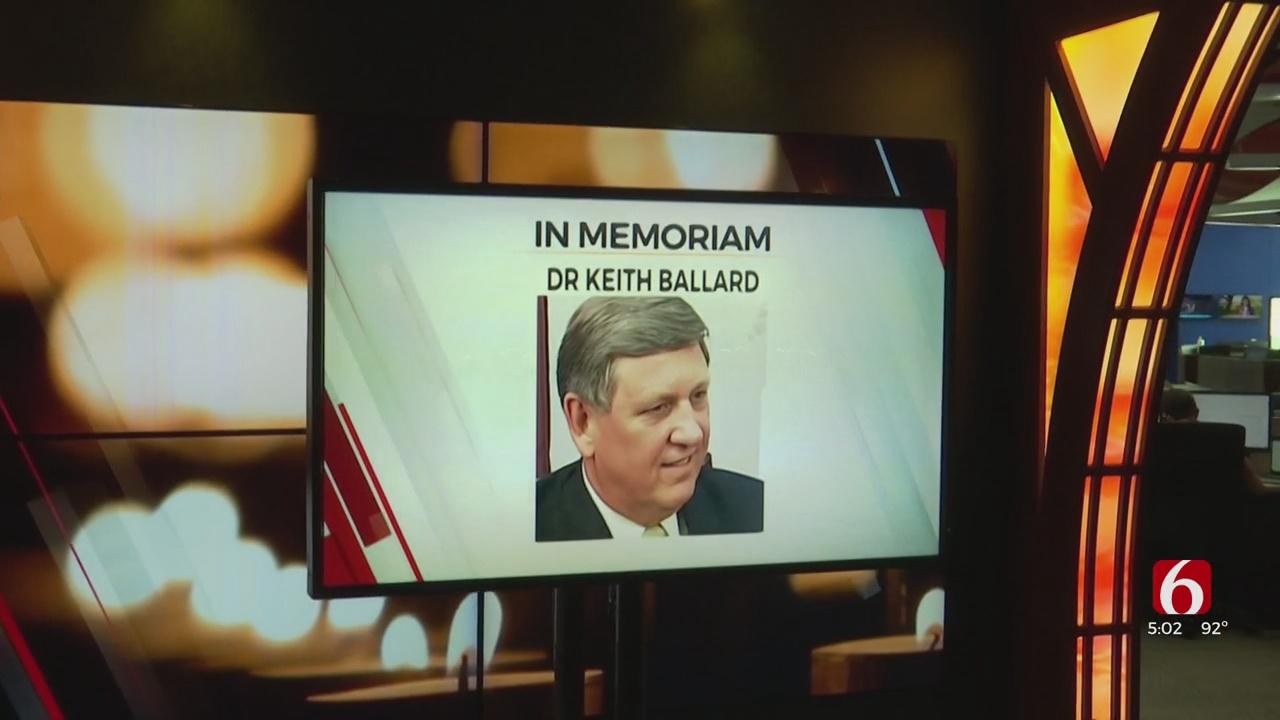 Former Superintendent For Tulsa, Claremore, Oologah Keith Ballard Dies At 72