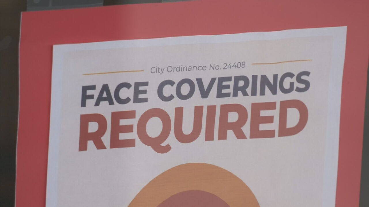 Watch: Tulsa Mayor G.T. Bynum Discusses Letting The City's Mask Mandate Expire