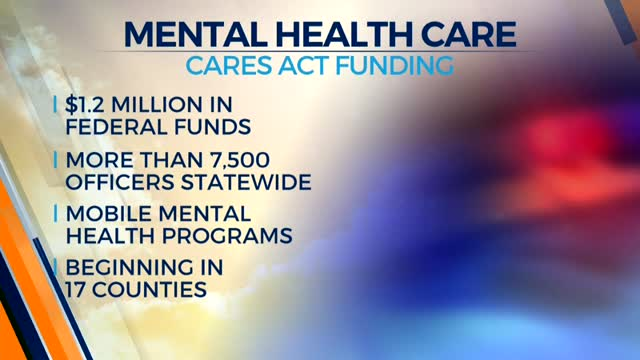 CARES Act Provides $1 Million To Aid Mental Health Services For Oklahoma First Responders