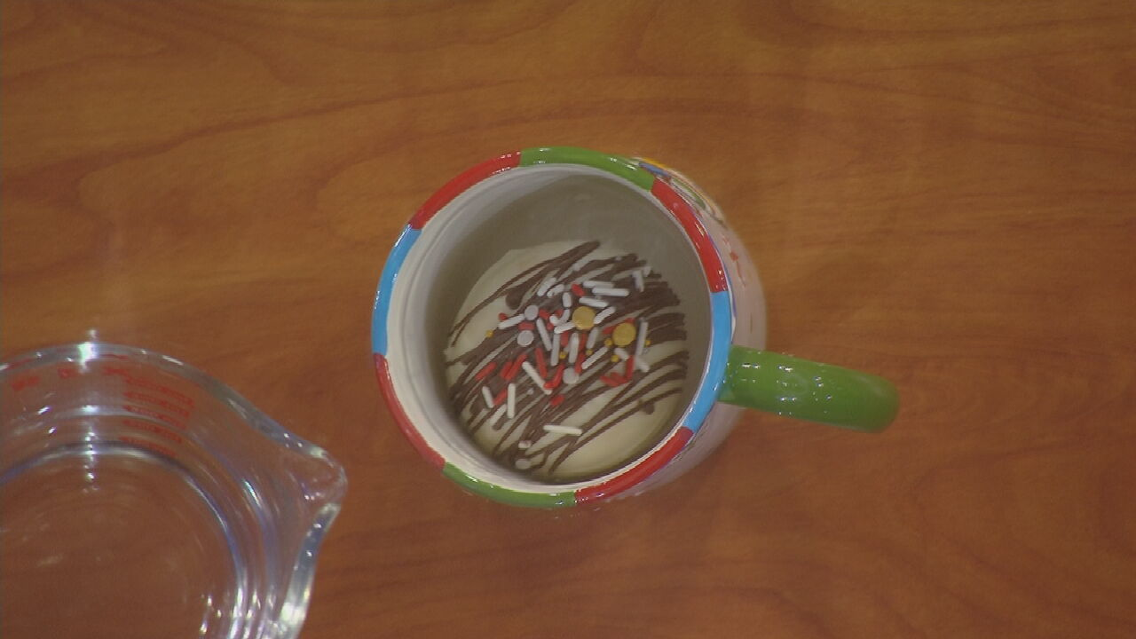Watch: 6 In The Morning Team Taste Tests A Hot Chocolate Bomb
