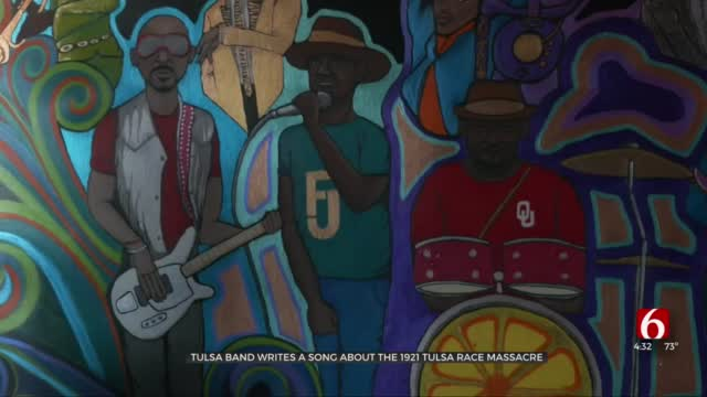 Tulsa Band Uses Its Voice To Tell About 1921 The Tulsa Race Massacre