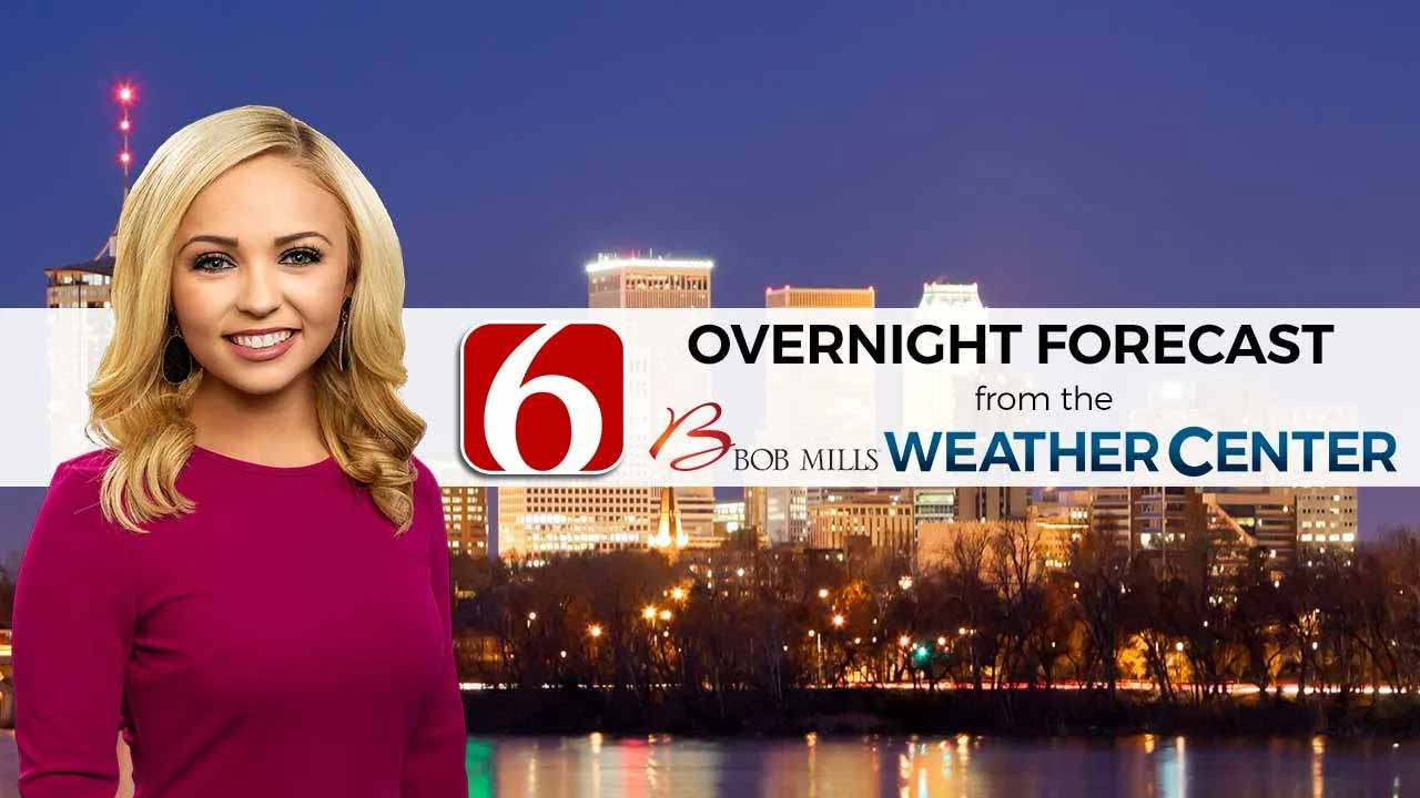 Tuesday Forecast With Kendall Smith