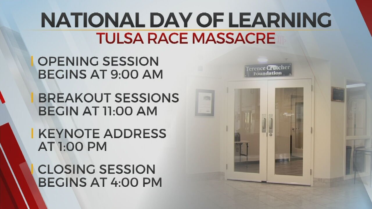 1921 Tulsa Race Massacre Centennial Commission Hosts 'National Day Of Learning' Conference
