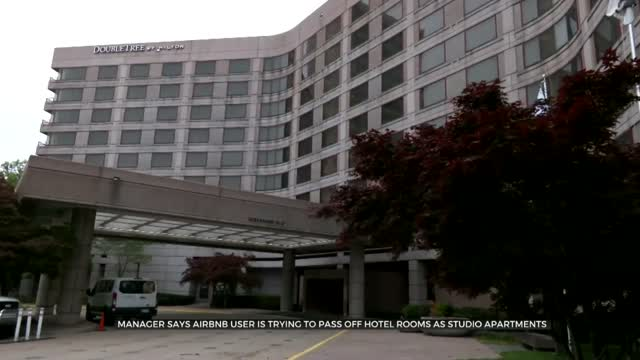 Manager Says AirBnB User Trying To Pass Off Hotel Rooms As Studio Apartments