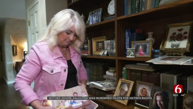 44 Years After Daughter's Murder, Oklahoma Mother Fights For Victims' Rights