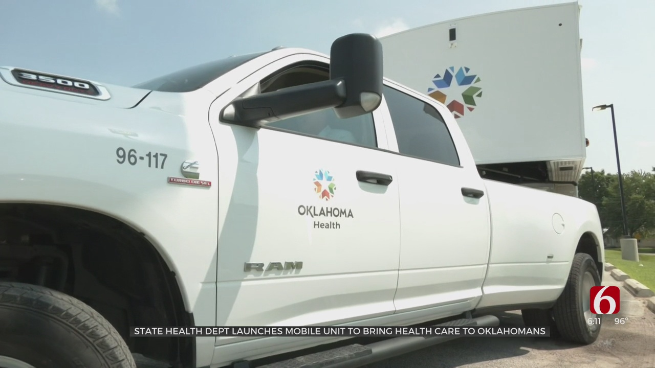 State Health Department Launches Mobile Wellness Units For More Accessible Healthcare
