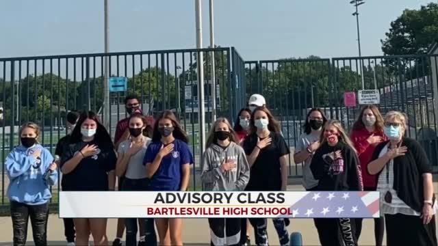 Daily Pledge: Advisory Class