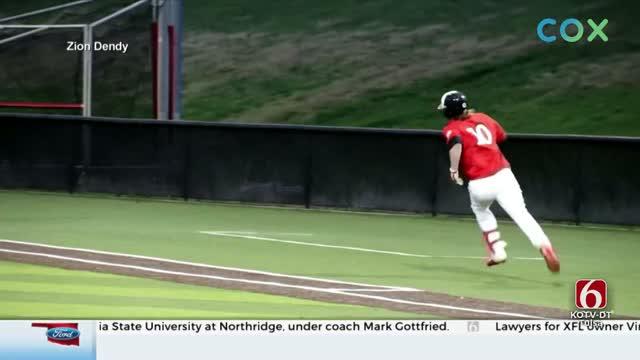 Baseball Player Overcomes Visual Snow Syndrome, Sets Sights On MLB Draft
