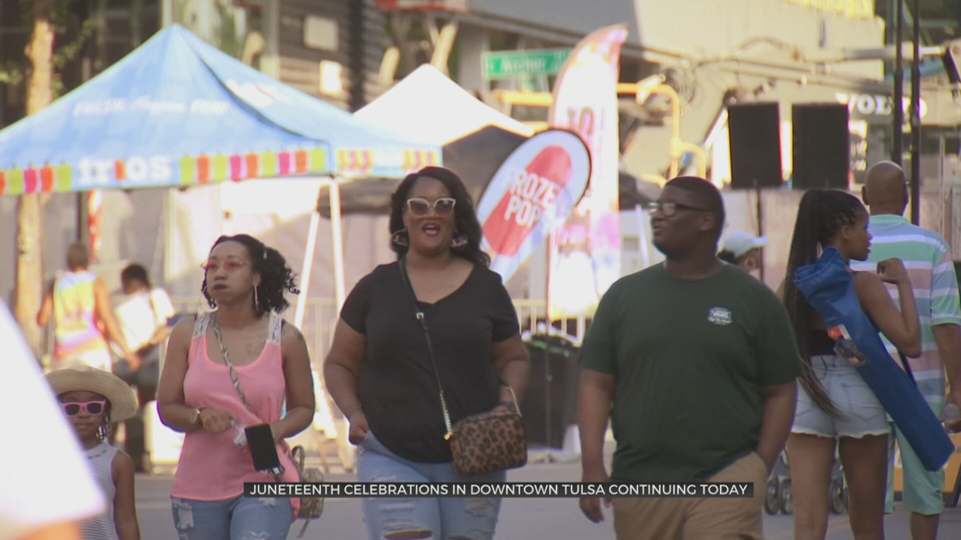 Full Day Of Festivities Lined Up To Celebrate Juneteenth In Tulsa