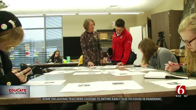 Some Oklahoma Teachers Choose To Retire Early Due To Pandemic