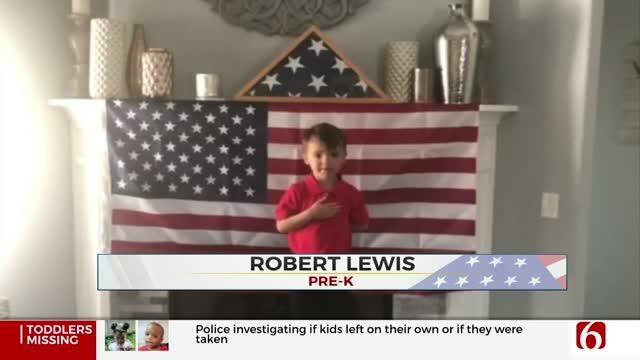 Daily Pledge: Robert Lewis