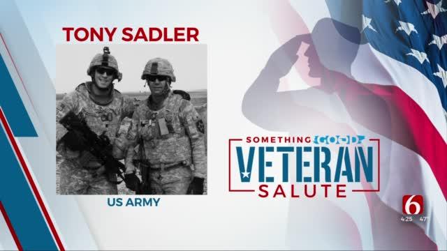 Veteran Salute: Tony Sadler