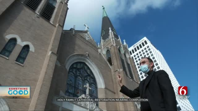 Renovations Of Iconic Downtown Cathedral Highlight Layers Of History