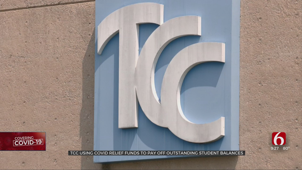 TCC Using Federal Funds To Forgive Outstanding Balances For Thousands Of Students