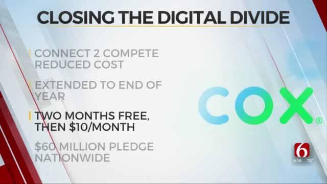 Cox Communications Extends Free & Reduced Internet Program For Students Learning Remotely