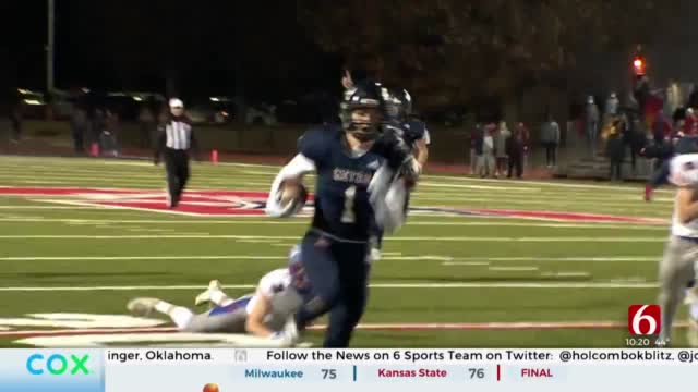 High School Football Roundup: 2A, 1A Semifinals Feature Close Clashes