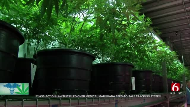 Class Action Lawsuit Filed Against Okla. Medical Marijuana Authority For Upcoming Seed-To-Sale Tracking System