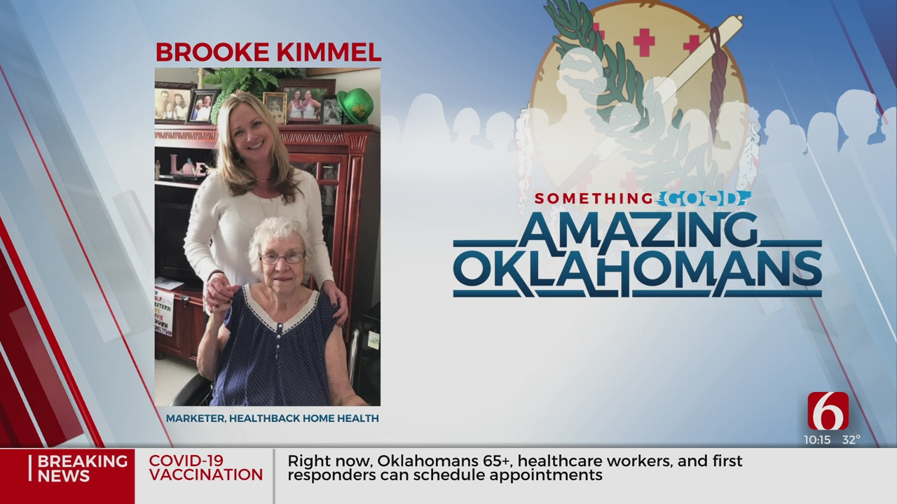 Amazing Oklahoman: Brooke Kimmel