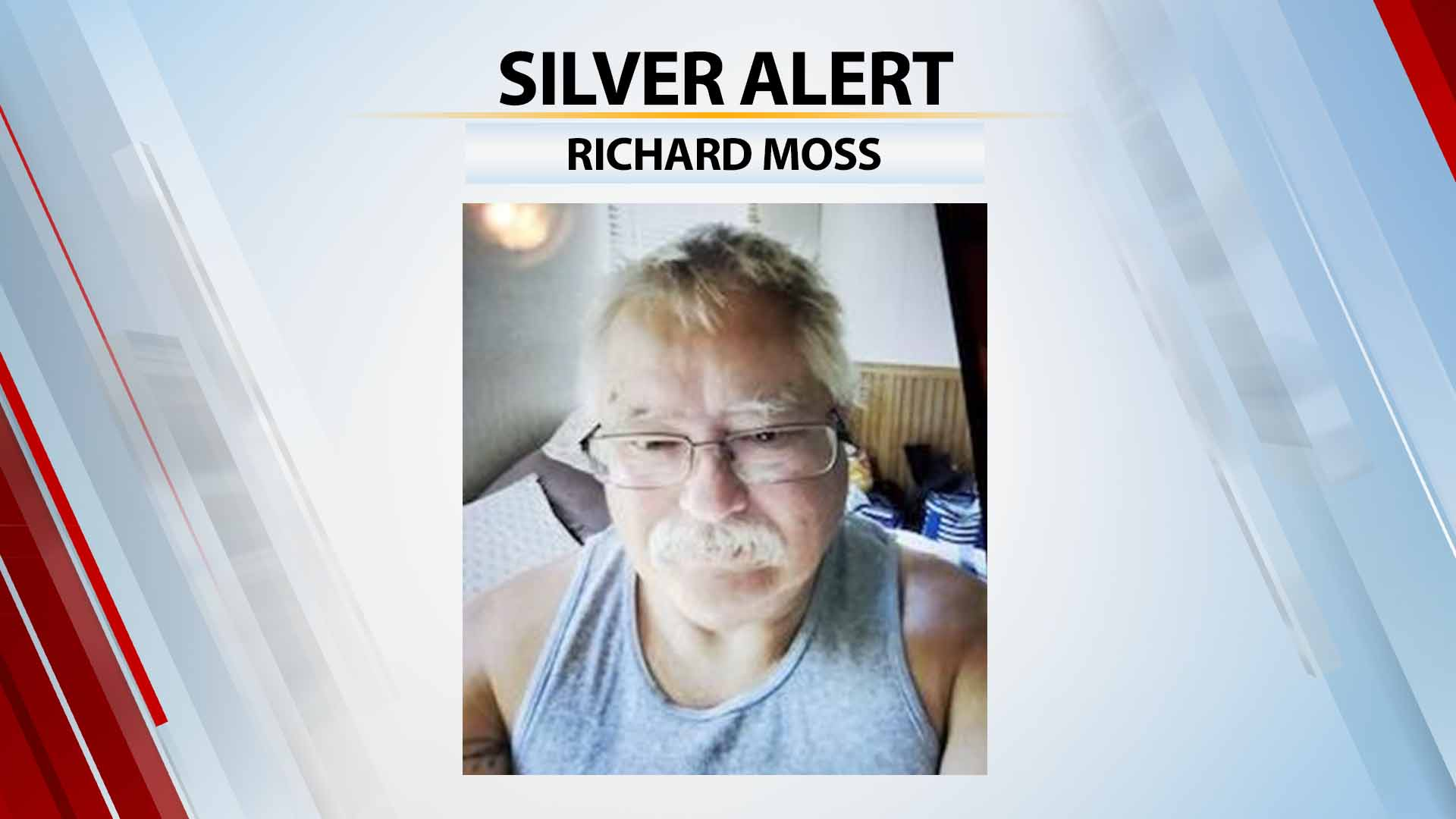 Silver Alert Issued For Missing 62-Year-Old Richard Moss