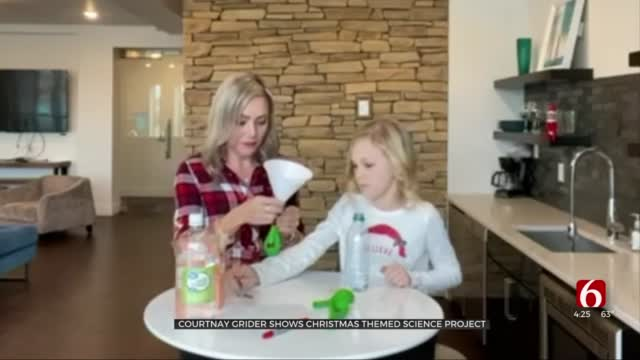 Watch: At Home Science Project