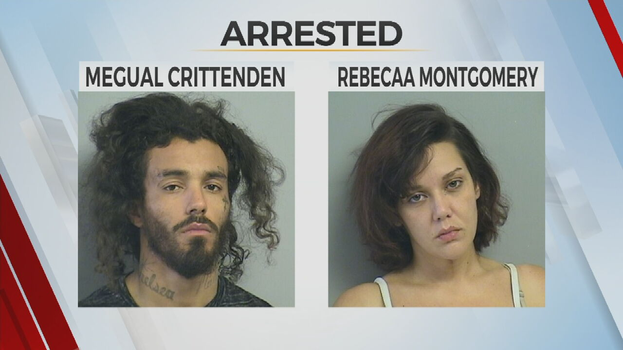 2 Arrested After Throwing Gun Out Of Window Of Stolen Car