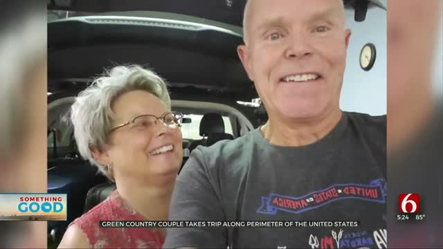 Local Couple Makes Best Of Pandemic With Thousands Of Miles Of Memories