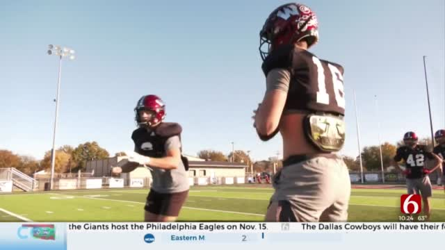 Undefeated Wagoner Marches On In Search Of District Title