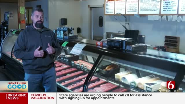 Green Country Restaurants Serve It Forward For First Responders, Military Members