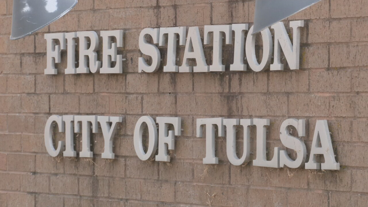 Tulsa Fire Department Awarded $12M Grant; Hopes To Hire 60 New Firefighters