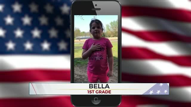 Daily Pledge: Bella