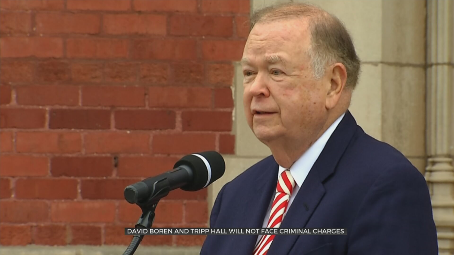Former OU President, Vice President Will Not Face Criminal Charges