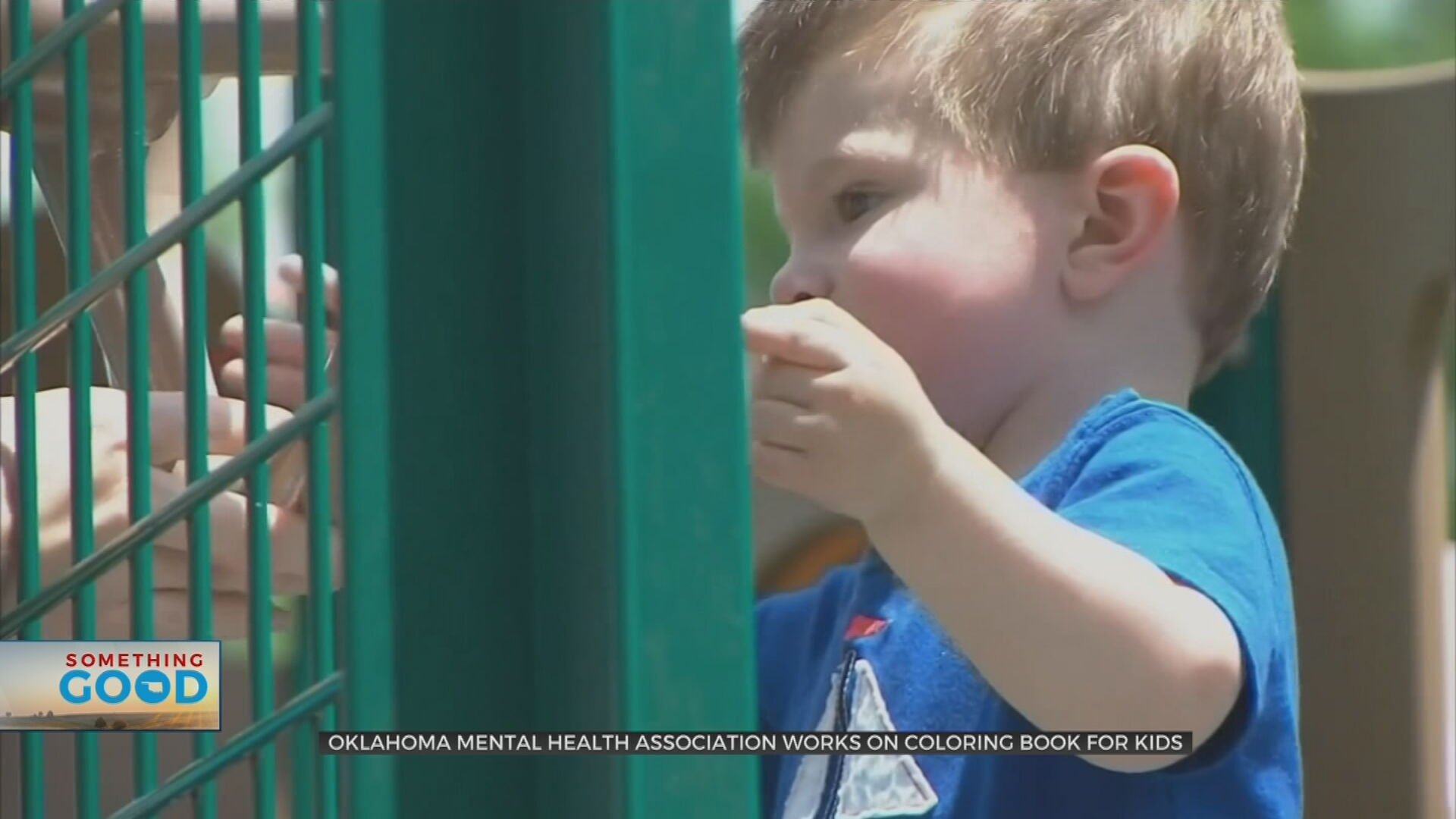 New Coloring Books Offer Opportunity To Teach Oklahoma Kids About Mental Health