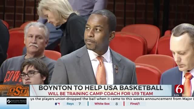 OSU Coach Mike Boynton To Help At USA Basketball U19 Training Camp