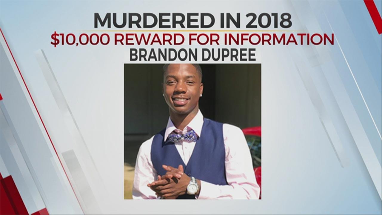 OSBI Offering $10K Reward For Info About 2018 Murder